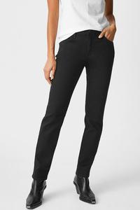 C&A MUSTANG-Slim Jeans-Rebecca, Schwarz, Größe: W27 L30