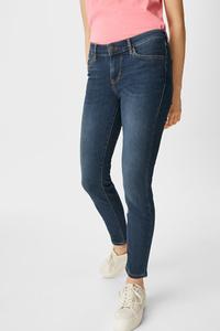 C&A MUSTANG-Skinny Jeans-Caro, Blau, Größe: W26 L32