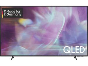SAMSUNG GQ50Q60A QLED TV (Flat, 50 Zoll / 125 cm, UHD 4K, SMART TV, Tizen)