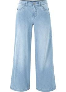 Stretch-Jeans, WIDE, Knöchelfrei