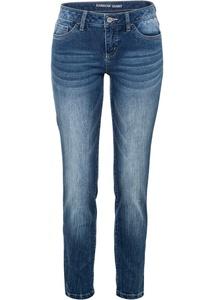 Skinny-Jeans mit Einsatz