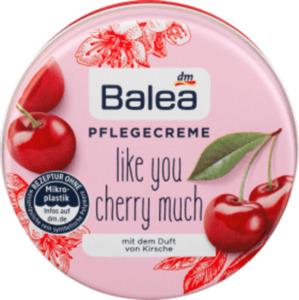 Balea Pflegecreme Like you cherry much