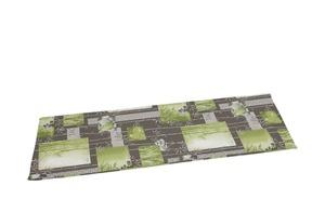 GO-DE Auflage  Bamboo 2 - grün - 43 cm - 4 cm - Sconto