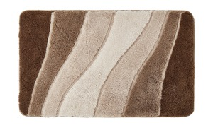 MEUSCH Badteppich  Ocean - beige - 100% Polyacryl - 70 cm