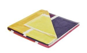 LAVIDA Strandtuch - mehrfarbig - 100% Baumwolle - 90 cm
