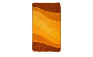 MEUSCH Badteppich  Ocean - orange - 100% Polyacryl - 70 cm