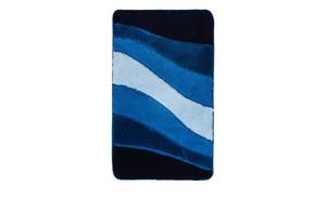 MEUSCH Badteppich  Ocean - blau - 100% Polyacryl - 60 cm