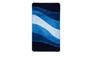 MEUSCH Badteppich  Ocean - blau - 100% Polyacryl - 70 cm