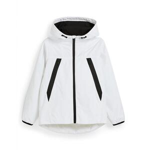 Weiße Trainingsjacke (Teeny Boys)