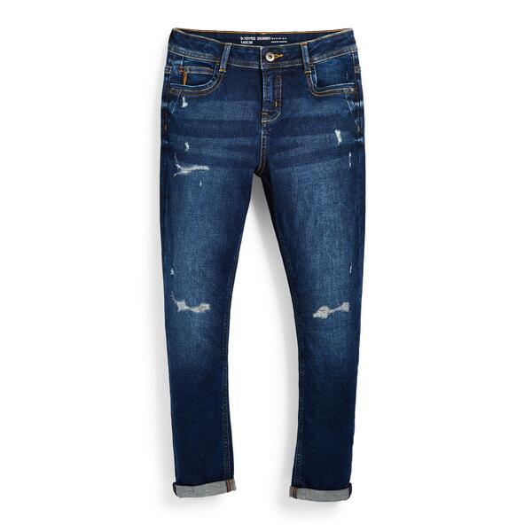 Blaue Skinny Jeans (Teeny Boys)