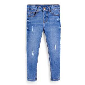 Blaue Skinny Jeans (kleine Mädchen)