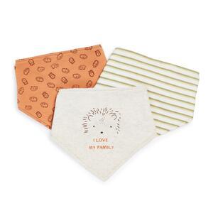 Bandana-Lätzchen mit Wald-Print für Babys (J), 3er-Pack