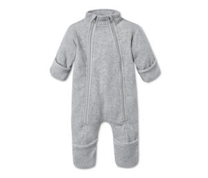 Baby-Fleece-Einteiler