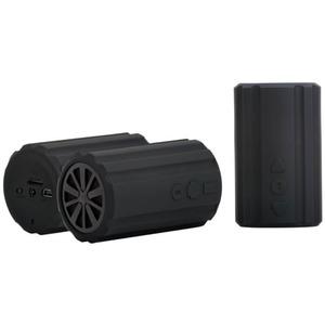 JayTech K10 Bike Bass Lautsprecher - schwarz