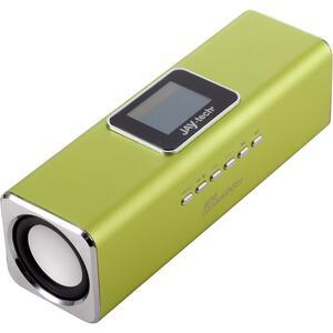 JayTech SA106 Mini Bluetooth Lautsprecher - grün