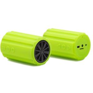 JayTech K10 Bike Bass Lautsprecher - grün