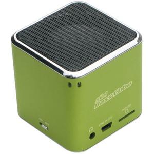 JayTech Mini Bass Cube SA 101 - grün