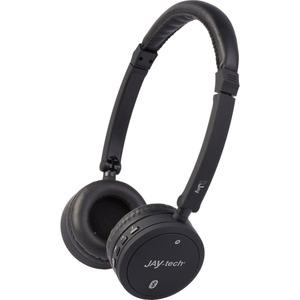 JayTech BM870 Bluetooth Kopfhörer mit integriertem Mikrofon - schwarz