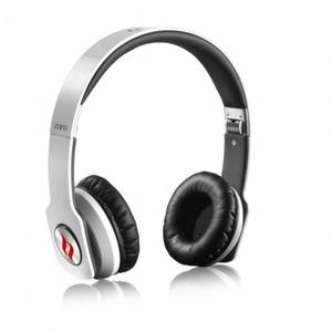 Noontec Zoro Professional On-Ear Kopfhörer - weiß