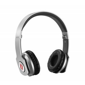 Noontec Zoro HD On-Ear Kopfhörer - silber