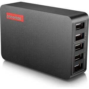Noontec Powa Hub 25 W USB Ladegerät - schwarz
