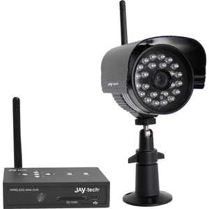 Jay-Tech D808S  Überwachungskamera- Set Kamera
