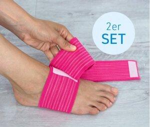 Universalbandage pink, 2er-Set