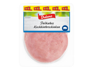 Dulano Kochhinterschinken XXL