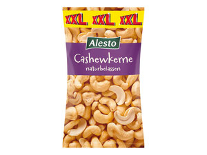 Alesto Cashewkerne XXL