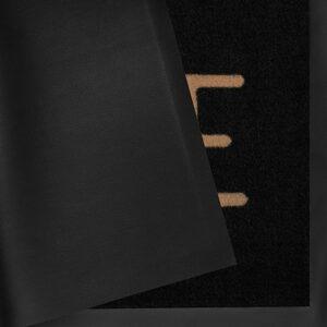Fußmatte »Lovely Home«, HANSE Home, rechteckig, Höhe 5 mm, Schmutzfangmatte, mit Spruch, In- und Outdoor geeignet, waschbar
