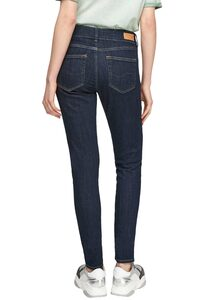 Q/S by s.Oliver Skinny-fit-Jeans »Sadie« in cleaner Waschung