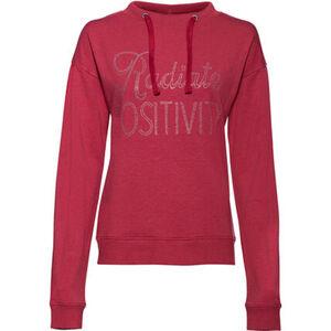 Adagio Sweatshirt, Stehkragen, Strass, für Damen