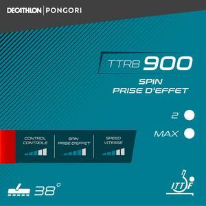 Tischtennisbelag TTRB900 Spin