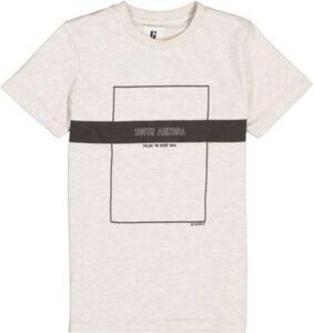 T-Shirt  creme Gr. 164/170 Jungen Kinder