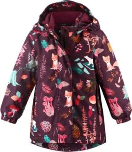 Winterjacke Reimatec winter jacket, Aseme Deep purple,92 cm  lila Mädchen Kleinkinder