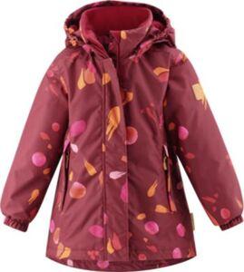 Winterjacke Reimatec winter jacket, Toki Lingonberry red,104 cm  rot Mädchen Kleinkinder