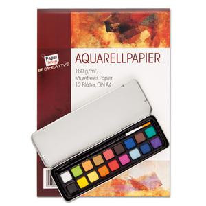 Paperscrip Wasserfarben-Mal-Set