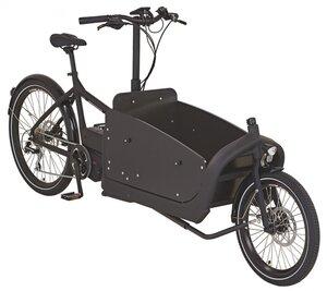 Prophete E-Bike Cargo Plus 20''/26'' 20.ETL.20