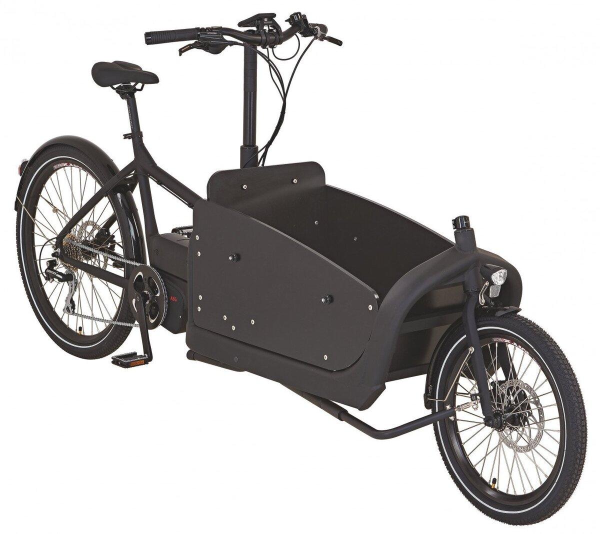 Bild 1 von Prophete E-Bike Cargo Plus 20''/26'' 20.ETL.20