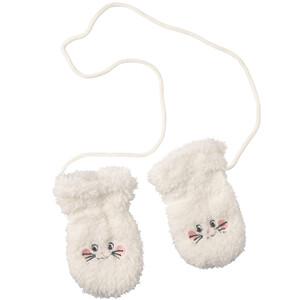 Baby Handschuhe mit Hasen-Motiv