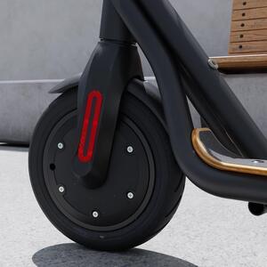 Elektro Scooter 700 W Escooter mit APP & Bluetooth Roller Elektroroller Faltbar Aluminium E-Scooter - schwarz