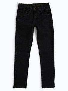 s.Oliver Jungen Jeans Slim Fit Regular - Skinny Seattle blau Gr. 140