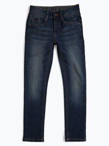 s.Oliver Jungen Jeans Skinny Fit - Seattle blau Gr. 140
