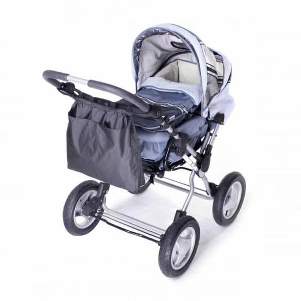 Einkaufstasche für Kinder- und Sportwagen sowie Buggys - 2-in-1