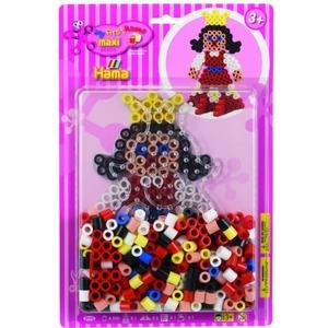 HAMA Bügelperlen Maxi - Prinzessin  - 250 Perlen