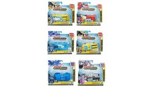 Hasbro - Transformers CYBERVERSE 1 STEP AST, 1 Stück, sortiert