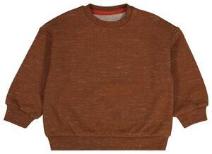 HEMA Baby-Sweatshirt Braun