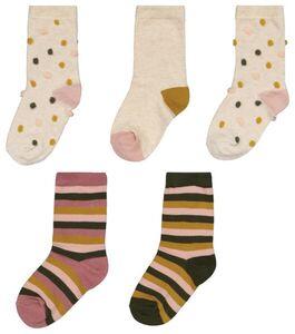 HEMA 5er-Pack Kinder-Socken Bunt