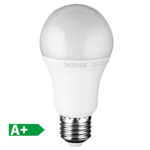 Denver WiFi-LED-Leuchtmittel Birne E27, White Light