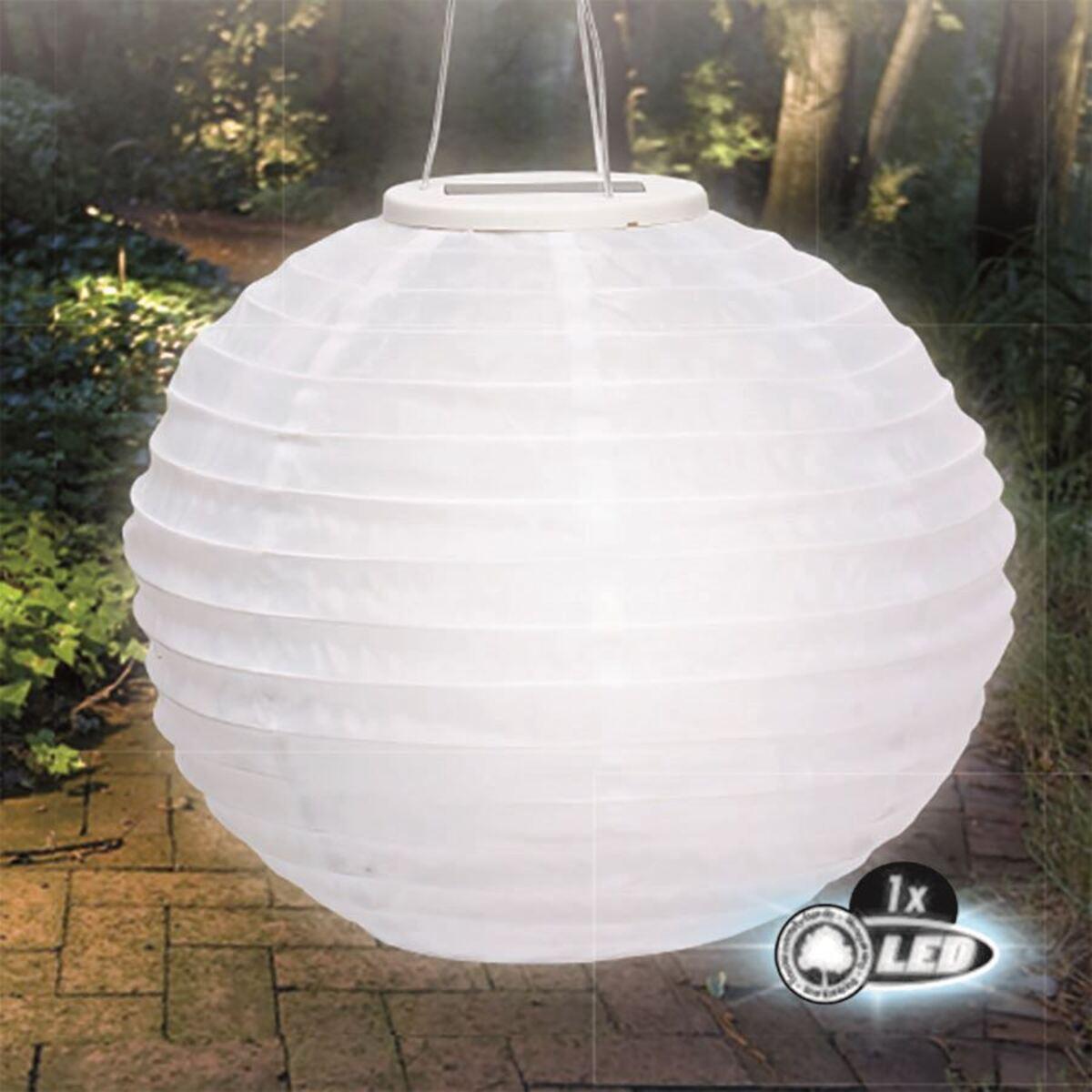 Bild 2 von Grundig LED-Solarlaterne 28cm